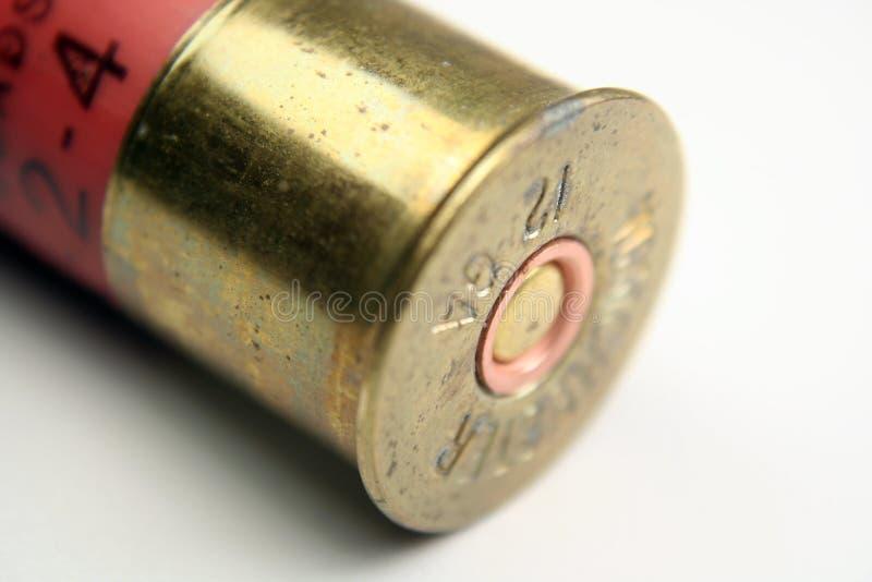 Shotgun Shell 1 stock images
