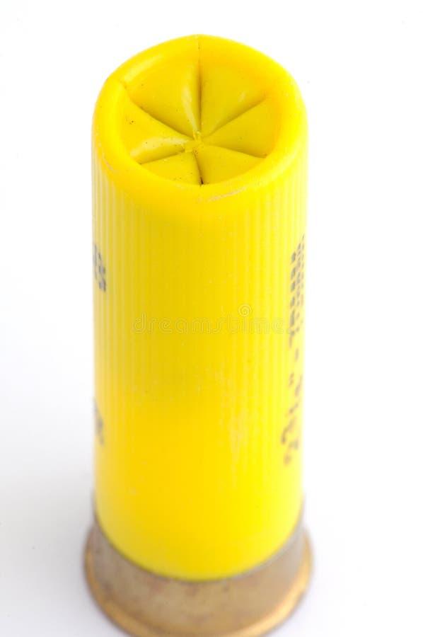 Download Shotgun shell crimping stock photo. Image of brass, macro - 23196366
