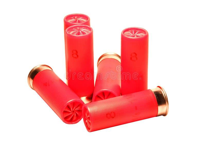 Shotgun shells royalty free stock image