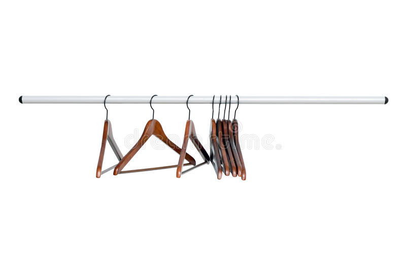 Download Shoulder on the hanger stock photo. Image of laundry - 22929476