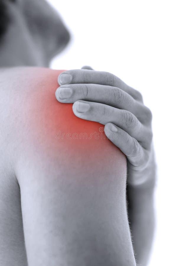Download Shoulder Pain Royalty Free Stock Image - Image: 32897666