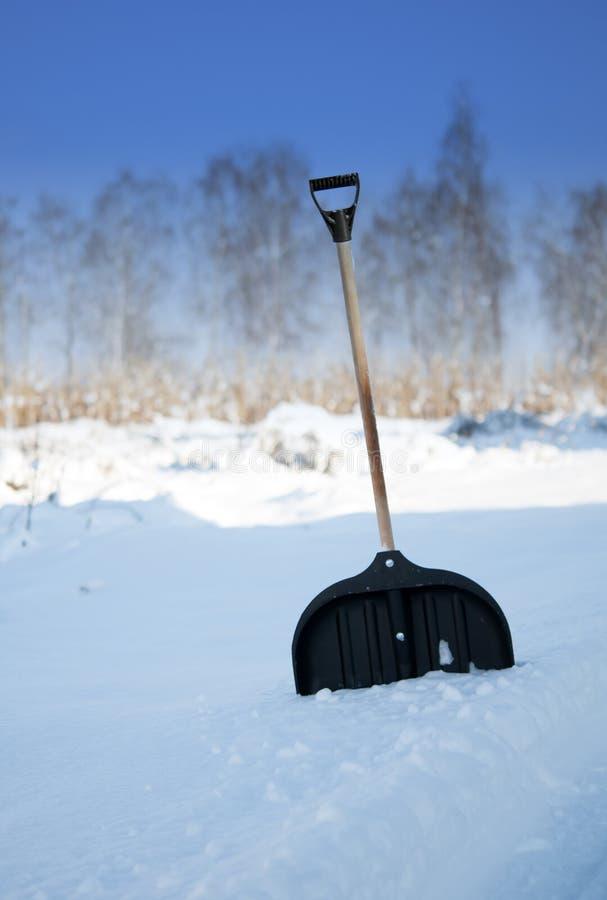 shovel imagens de stock