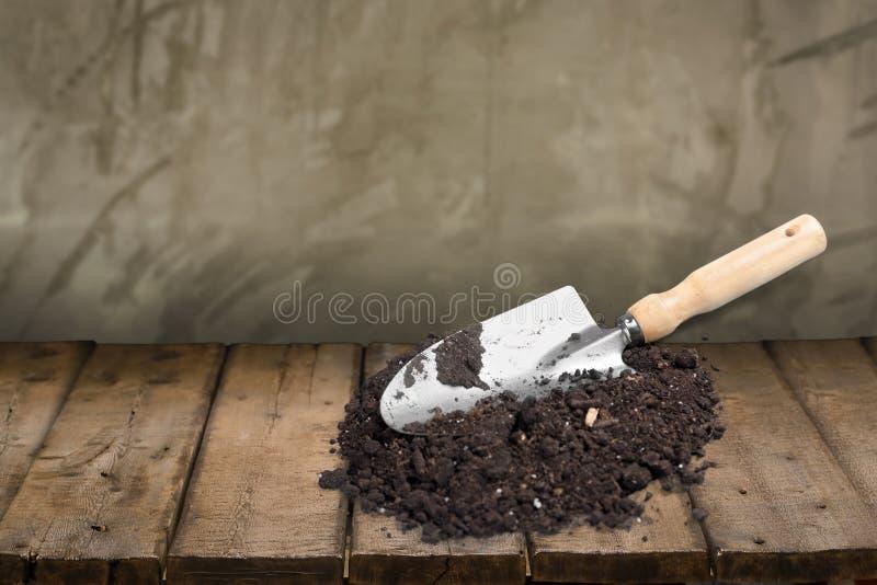 shovel imagem de stock