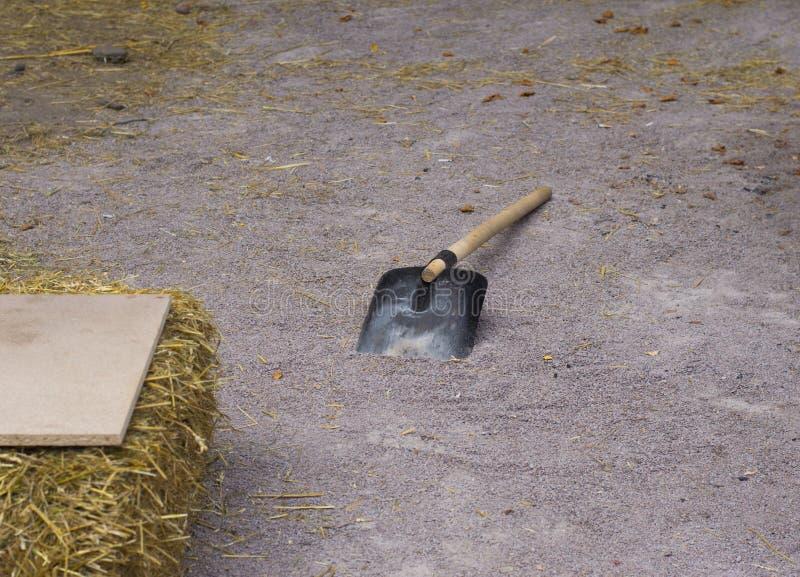 shovel imagem de stock royalty free