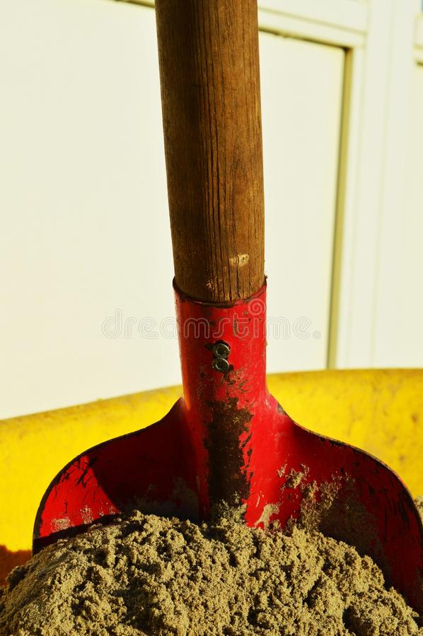 shovel foto de stock