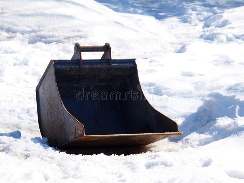 Shovel of a digging machine