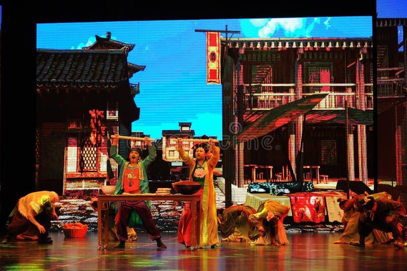  show†сценариев масштаба вращающей оси танц-большое  legend†дороги стоковые изображения rf
