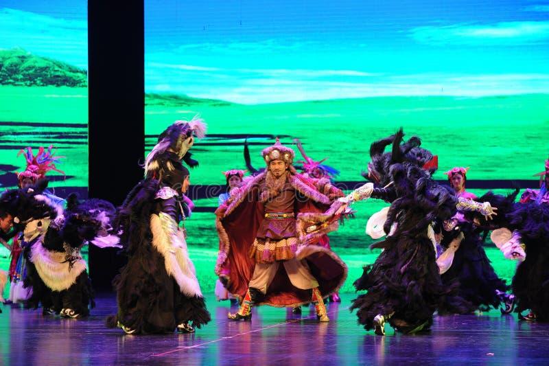  show†сценариев масштаба яков плато танц-большое  legend†дороги стоковые изображения