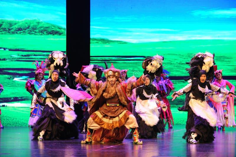  show†сценариев масштаба яков плато танц-большое  legend†дороги стоковое изображение
