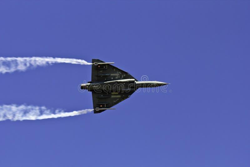 Show aereo 2013 immagini stock libere da diritti