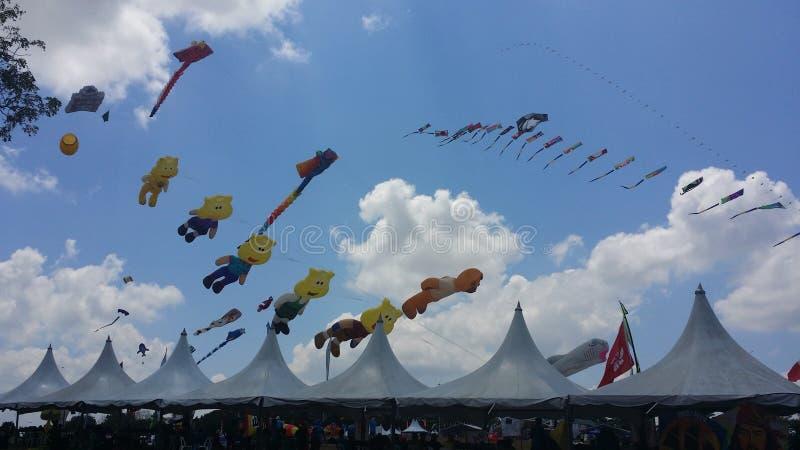 Show för världsluftballong fotografering för bildbyråer