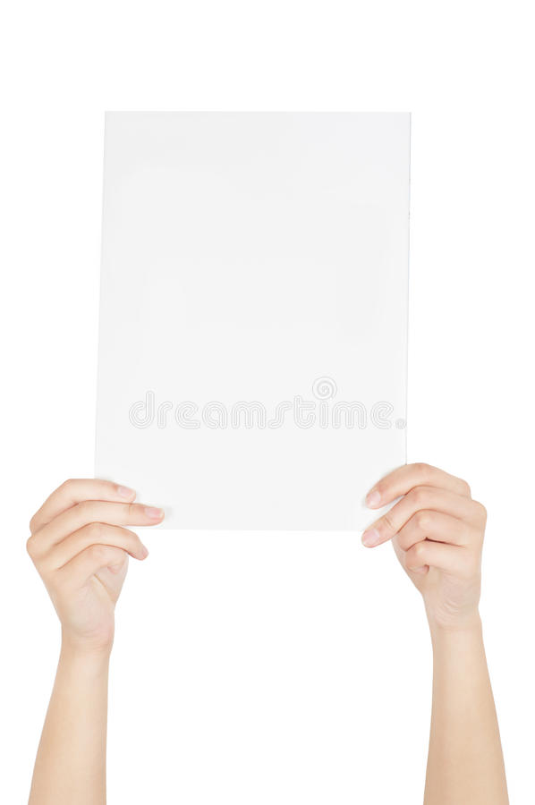Download Show file stock image. Image of isolated, blank, cards - 29023773