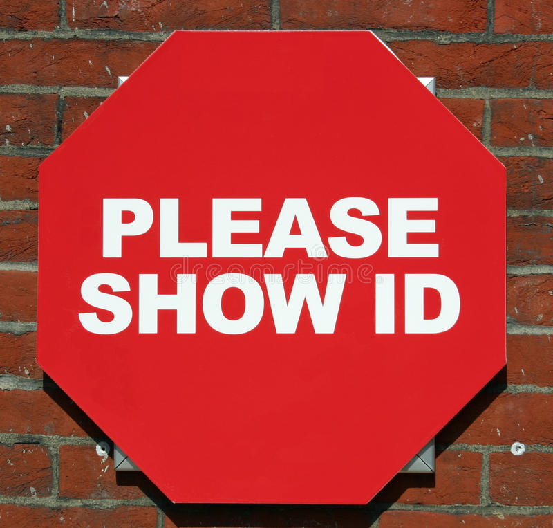 Download Show ID stock image. Image of request, credentials, identification - 24142947