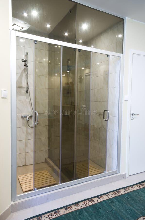 Download Shower stock image. Image of bath, room, tide, bathroom - 25538009