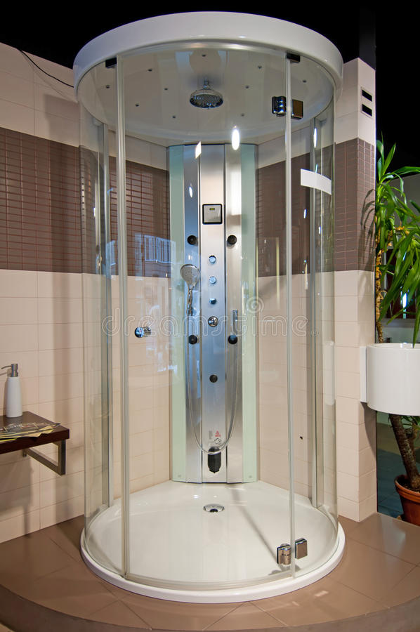 Download Shower Bath Royalty Free Stock Photography - Image: 17348717