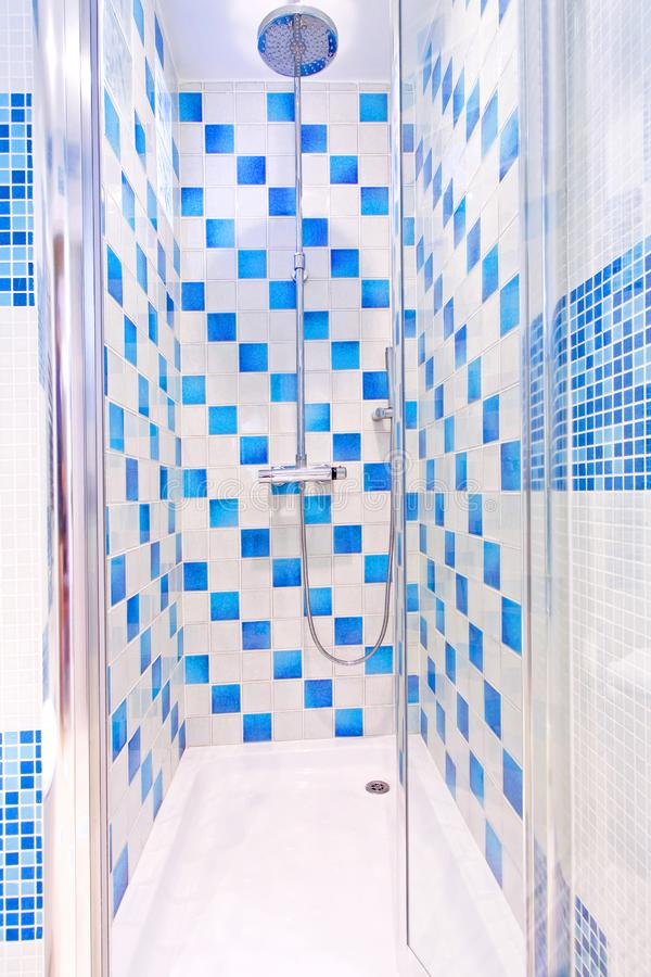 Download Shower cabin stock photo. Image of modern, cabin, interior - 8491996