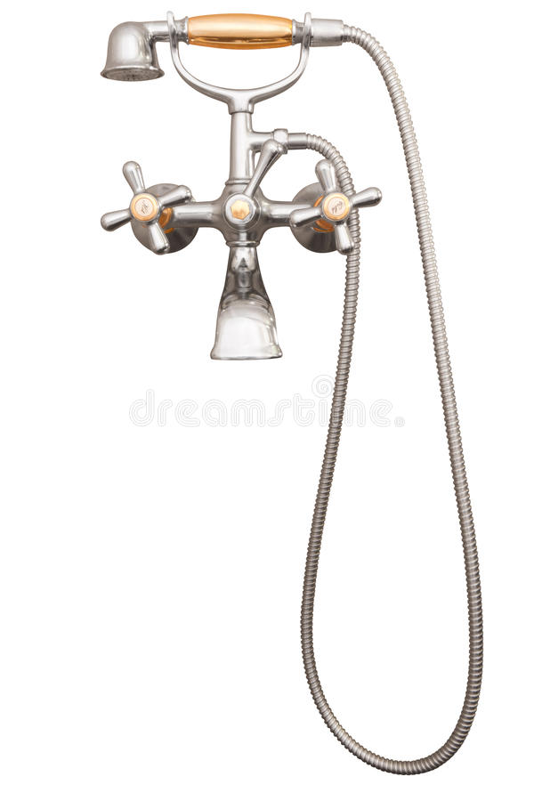 Download Shower head set stock image. Image of cold, head, liquid - 21655329