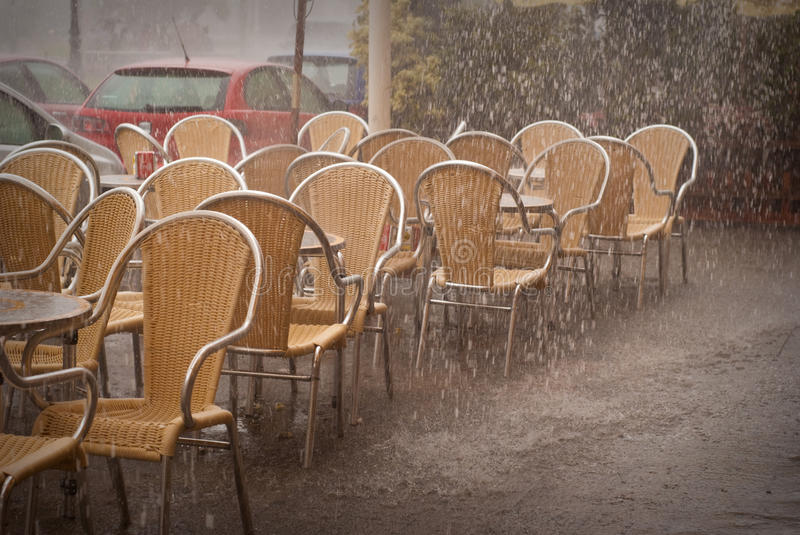 Download Shower in Valencia stock photo. Image of table, spain - 15780866