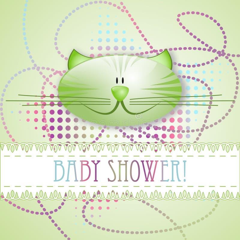 shower1 vektor illustrationer