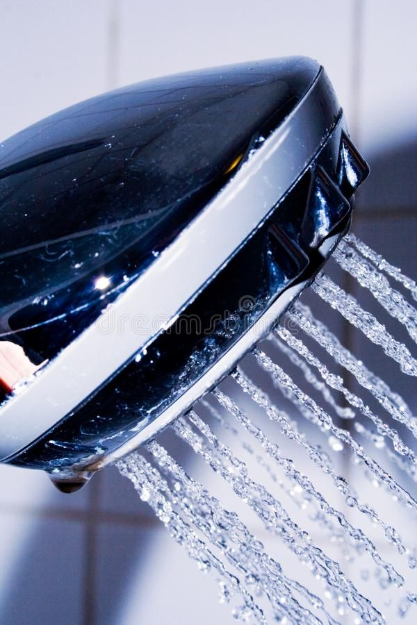 Showerhead Detail Free Stock Photography