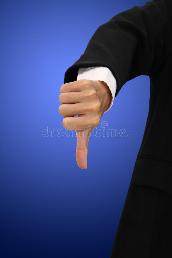 Download Showing Thumb For Non Approval Stock Image - Image: 22490257