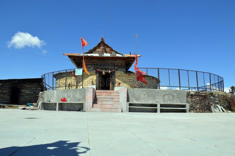 Shrai Koti Mata Temple fotografia stock libera da diritti