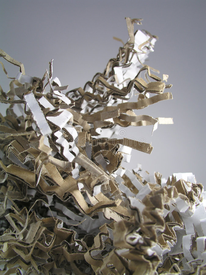 Free Shredded Paper Royalty Free Stock Photo - 2246285