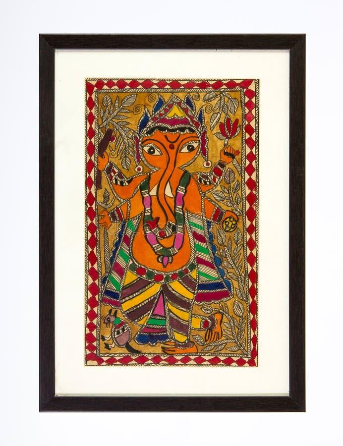 Shree Ganesha zdjęcia royalty free