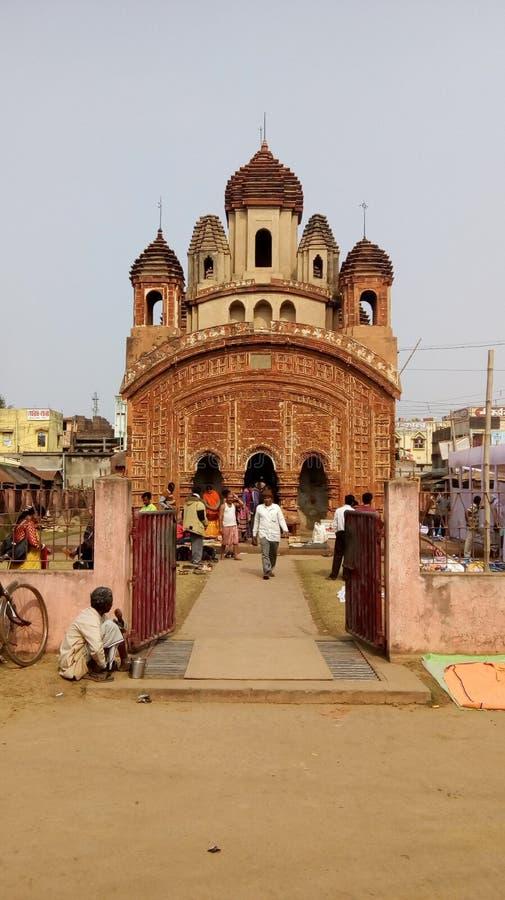 Shree Jaydv padmavai Tempel bei jaydev kendulia birbhul und bankura Bezirk West bengal india 03 stockfotos