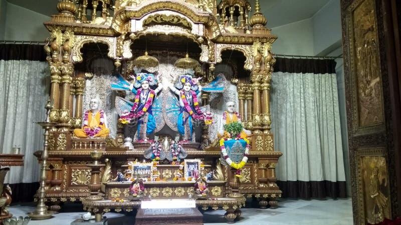 Shree Krishna de Jai images libres de droits