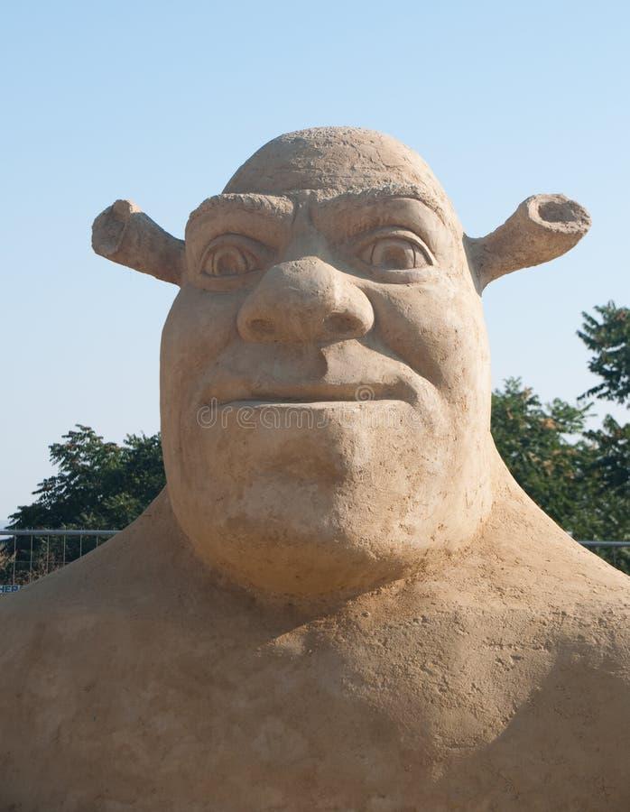Shrek foto de stock
