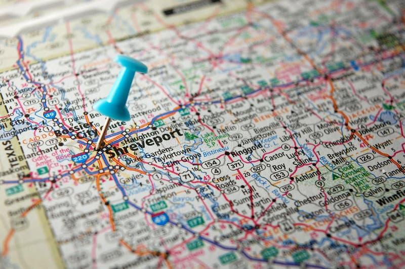 Shreveport, Luisiana fotografie stock