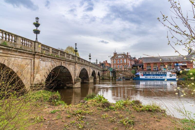 Shrewsbury, Shropshire, England, UK stock photography