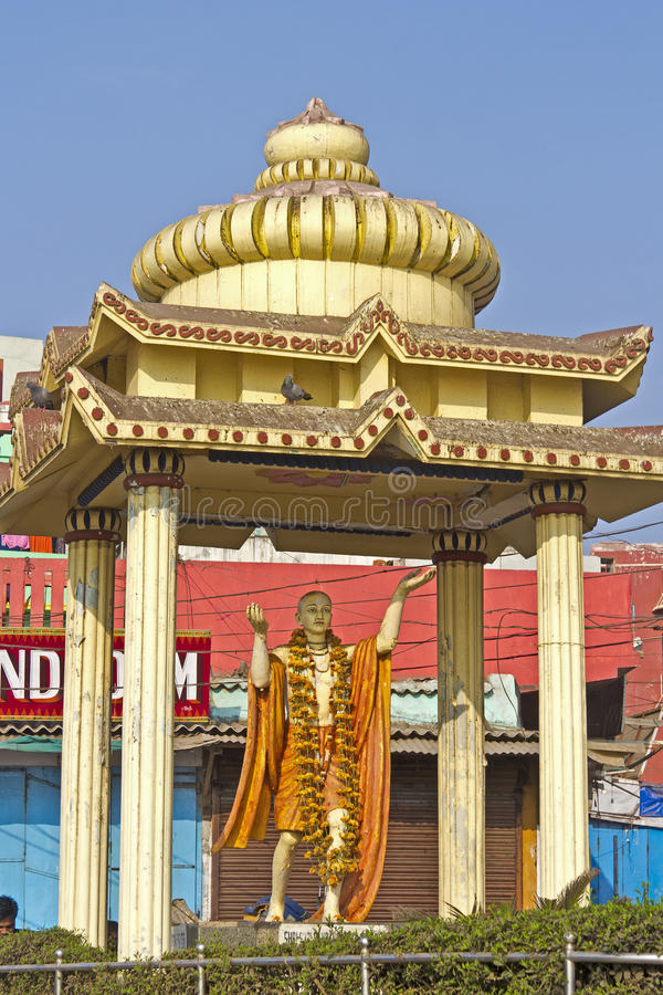 Shri Chaitanya Mahaprabhu stock foto's