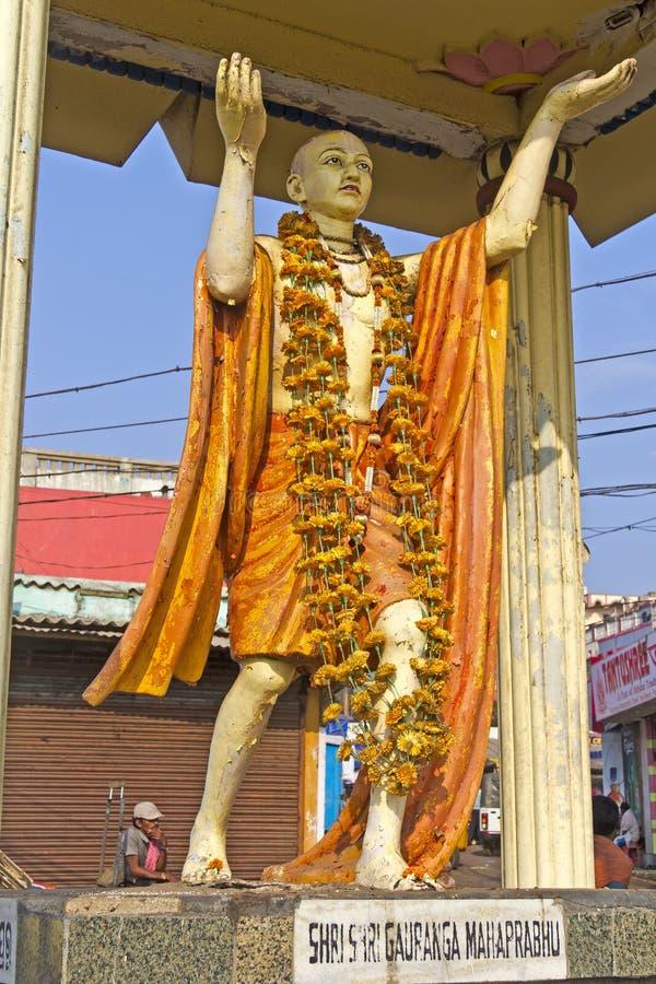 Shri Chaitanya Mahaprabhu royalty-vrije stock fotografie