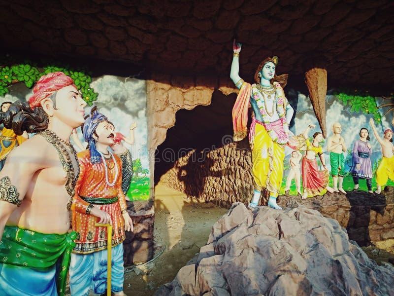 Shri Krishna royalty-vrije stock fotografie