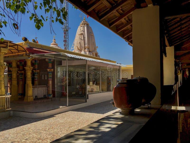 Shri Kuldevi Bahudhamataji-Temple Nayka; Ta Sami; Dist Patan; Pin Code: 384245; Gujarat; stock foto
