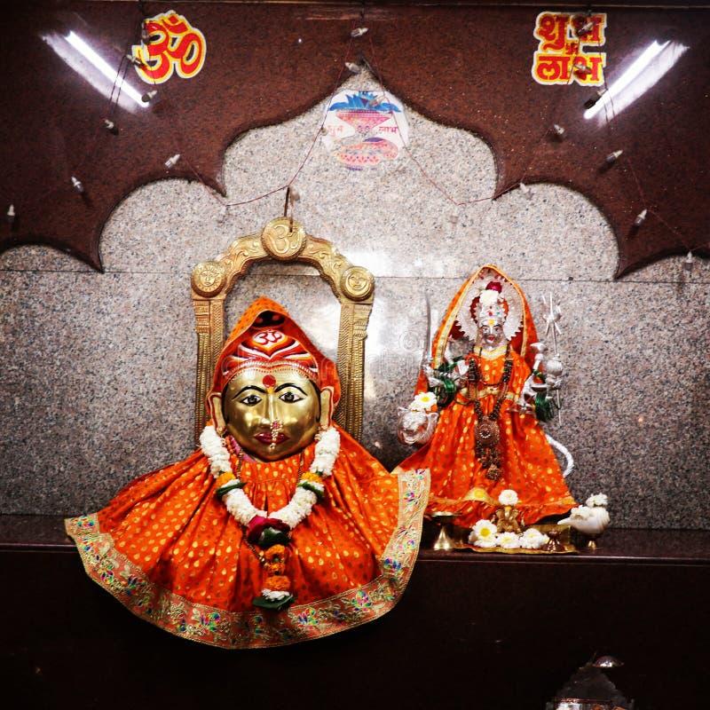 Shri Mhalsa Devi fotografia stock libera da diritti