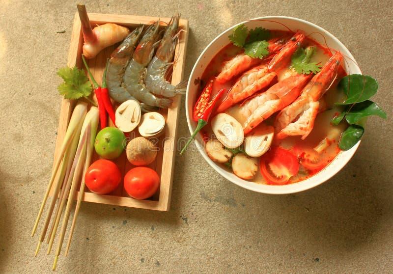 Shrim-θαλασσινά στοκ φωτογραφία