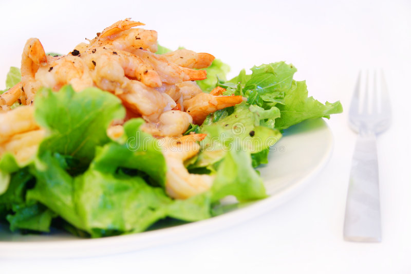 Download Shrimp stock photo. Image of gourmet, leaf, food, luxury - 169580
