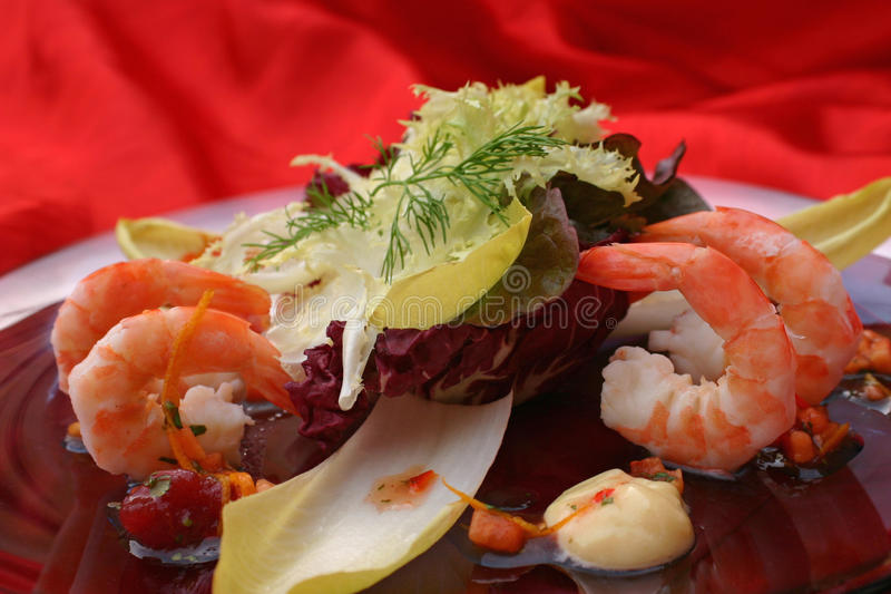 Download Shrimp cocktail stock photo. Image of food, cocktail - 15579662