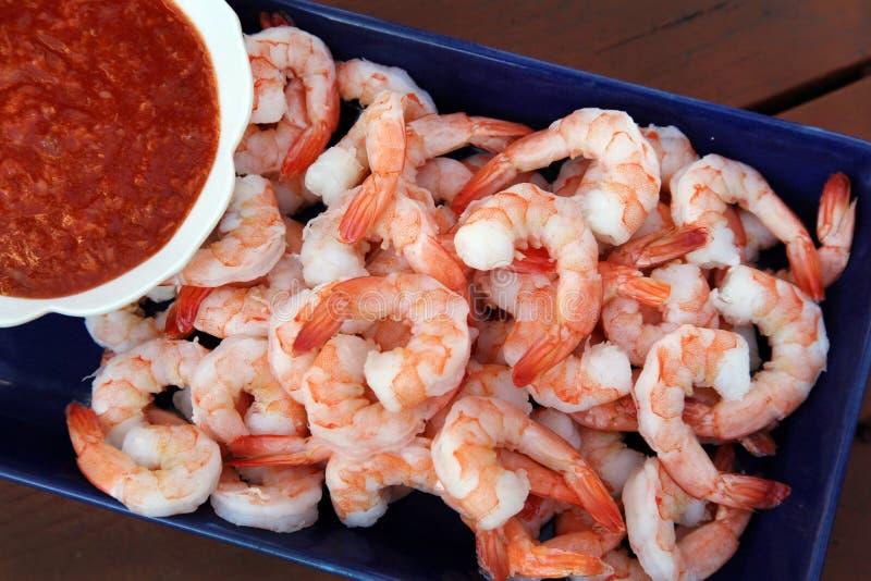 Download Shrimp Cocktail stock photo. Image of cocktail, prawn - 24253502