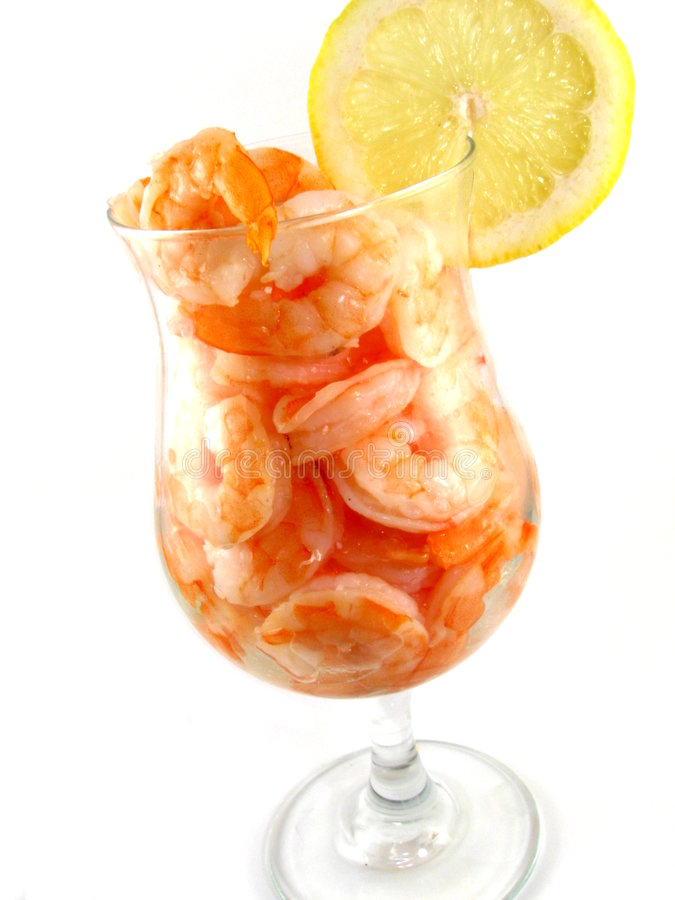 Download Shrimp Cocktail stock photo. Image of healthy, cooked - 7688114