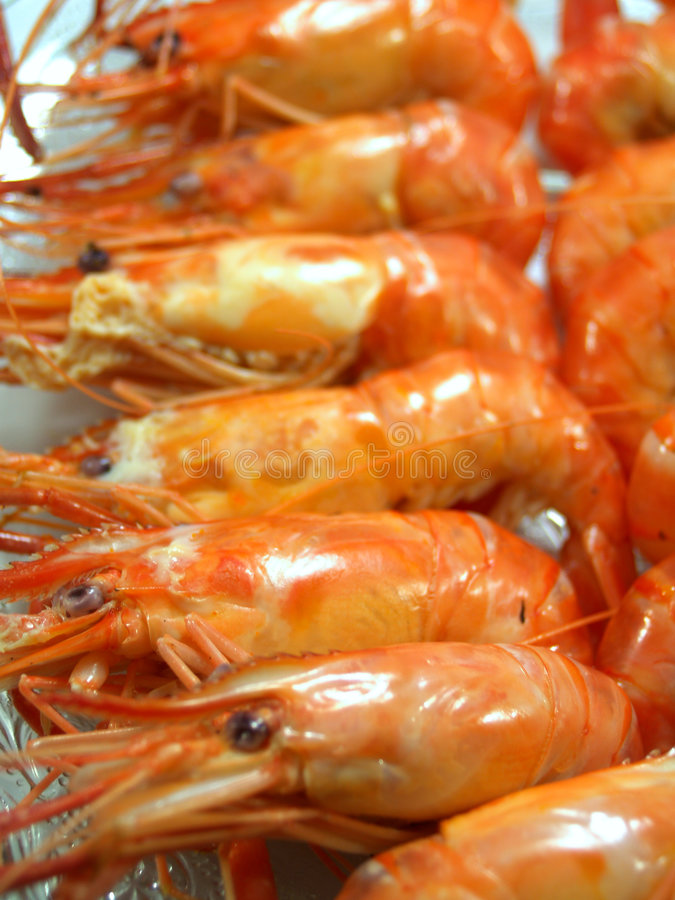Shrimp  cooking 02