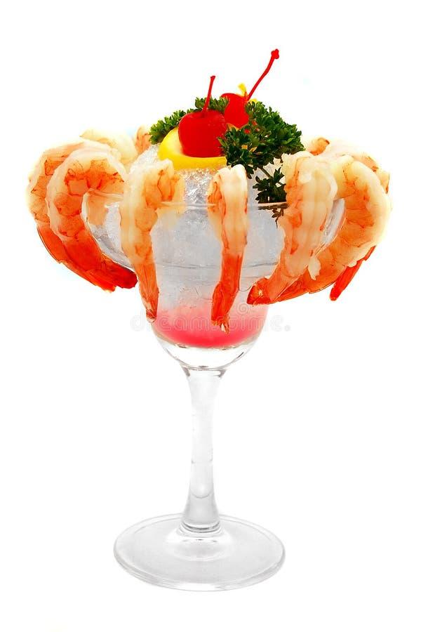Free Shrimp On Ice Stock Image - 907071