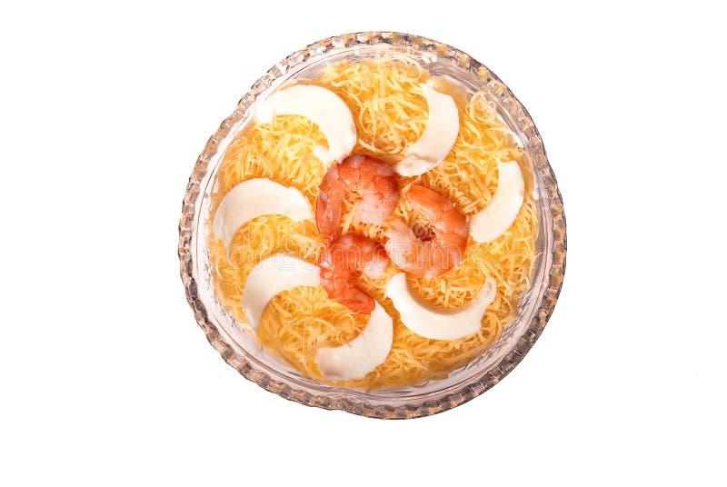 Download Shrimp Salad stock photo. Image of white, yellow, shrimp - 28900202