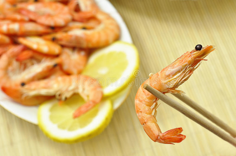 Download Shrimps stock photo. Image of chinese, cooking, food - 23905508