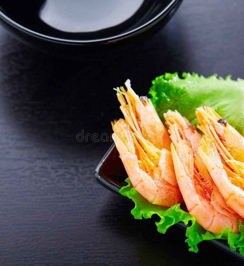 Download Shrimps stock image. Image of delicatessen, crustacean - 28940279