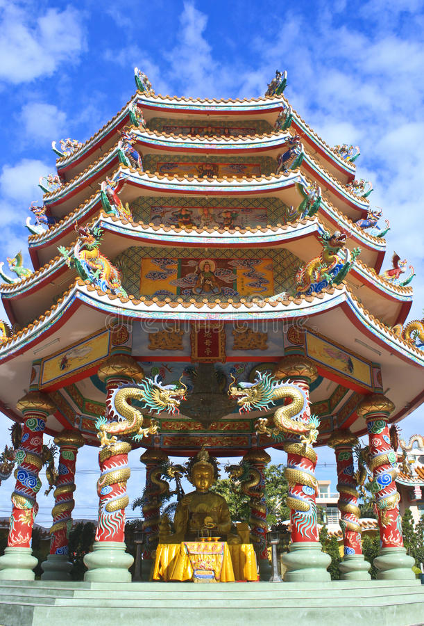 Shrine Stock Image