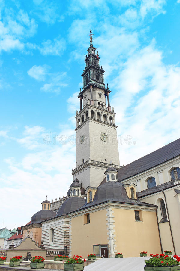 Download Shrine Of Our Lady Of Czestochowa Stock Photo - Image: 31928546